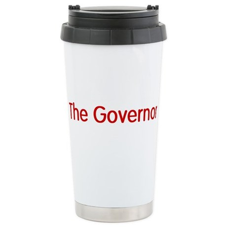 the governor Stainless Steel Travel Mug