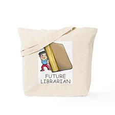 Future Librarian Tote Bag