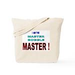 I am the Master Boggle MASTER Tote Bag