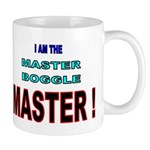 I am the Master Boggle MASTER Mug