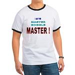 I am the Master Boggle MASTER Ringer T