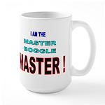 I am the Master Boggle MASTER Large Mug