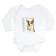 RPSLS Little Dott Long Sleeve Infant Bodysuit
