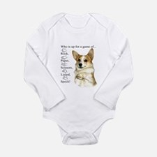 RPSLS Little Dott Long Sleeve Infant Bodysuit
