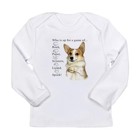 RPSLS Little Dott Long Sleeve Infant T-Shirt