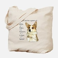 RPSLS Little Dott Tote Bag
