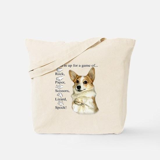 RPSLS Little Dott Tote Bag