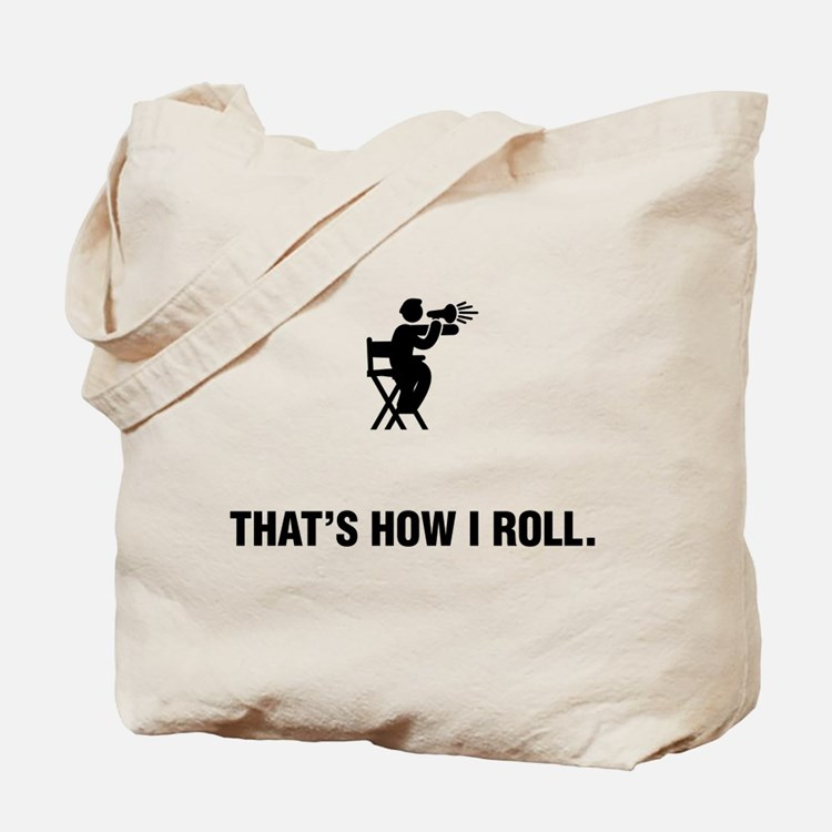 Movie Director Tote Bag