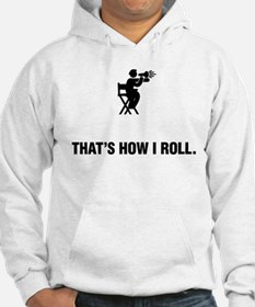 Movie Director Hoodie Sweatshirt