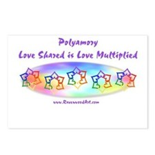 Poly Postcards (Package of 8)