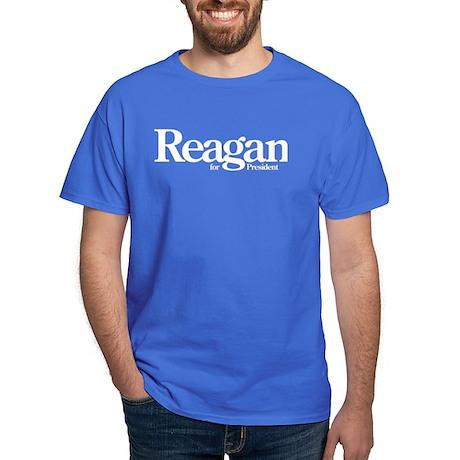 Reagan for President Dark T-Shirt