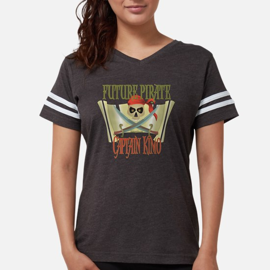 PirateKimo.png Womens Football Shirt