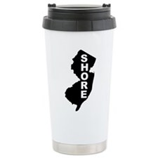 Jersey Shore Stainless Steel Travel Mug