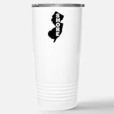 Jersey Shore Stainless Steel Travel Mug