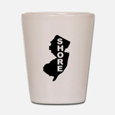 Jersey Shore Shot Glass