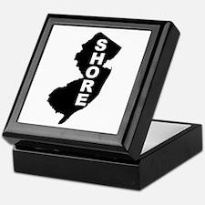 Jersey Shore Keepsake Box