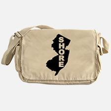 Jersey Shore Messenger Bag