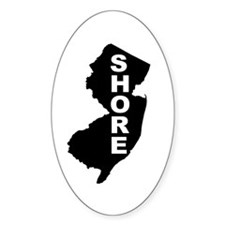 Jersey Shore Decal