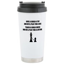 Cool Pawn Travel Mug