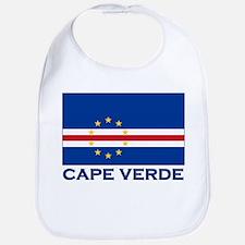 Cape Verde Flag Merchandise Bib