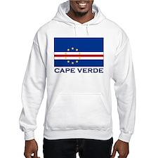 Cape Verde Flag Merchandise Hoodie
