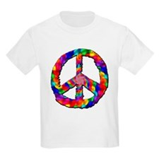 Psychedelic Peace Sign T-Shirt