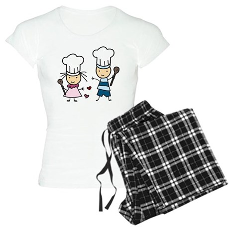 Little Chef Kids Women's Light Pajamas
