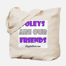 Foley Friends Tote Bag