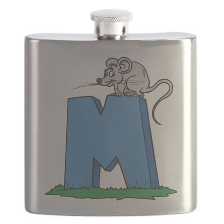 M For Mouse Flask