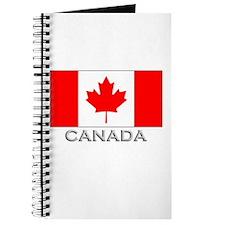 Canada Flag Stuff Journal