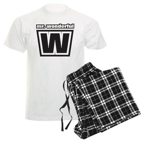 Mr. Wonderful Men's Light Pajamas