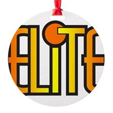 Elite Ornament