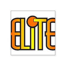 """Elite Square Sticker 3"""" x 3"""""""