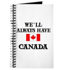 We Will Always Have Canada Journal