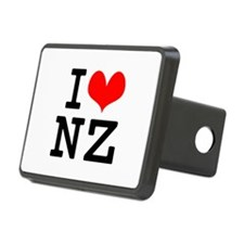 I Love NZ Hitch Cover
