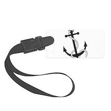 Stylish Anchor Luggage Tag