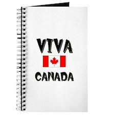 Viva Canada Journal
