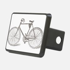 Vintage Bicycle Hitch Cover