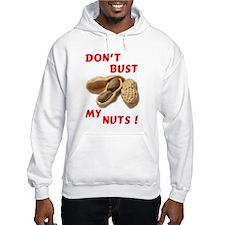 """NEW! """"Nuts"""" Hoodie"""