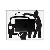Car wash Picture Frames