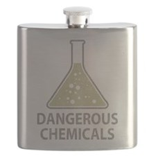 Vintage Chemical Flask