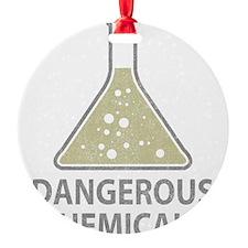 Vintage Chemical Ornament