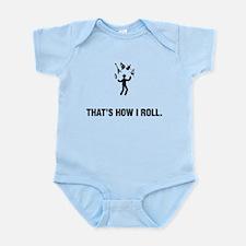 Versatile Musician Infant Bodysuit