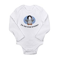 Little Brother -Penguin Body Suit