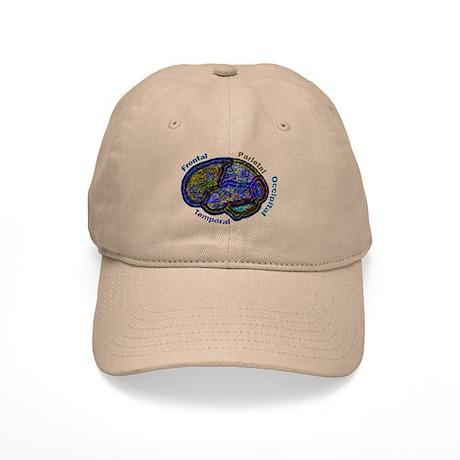 Brain Lobes Cap