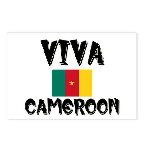 Viva Cameroon Postcards (Package of 8)