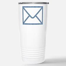 Vintage Email Travel Mug
