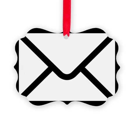 Email Picture Ornament