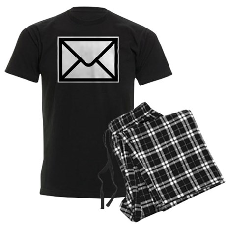 Email Men's Dark Pajamas