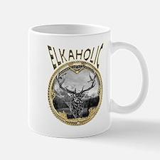 elkaholicgold1245.psd Mug